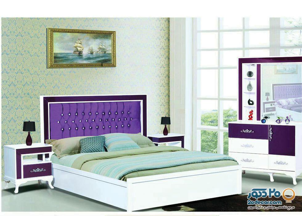 سرویس خواب طاها مدل پرنس