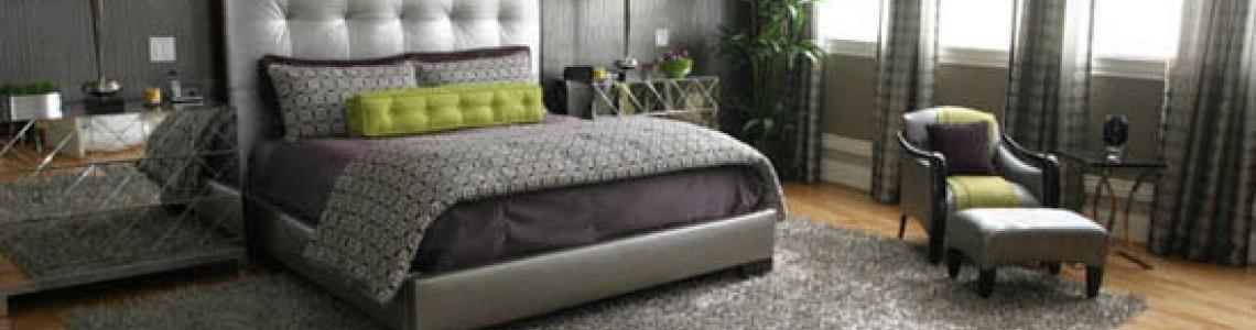 5 ایده مهم در دکوراسیون اتاق خواب