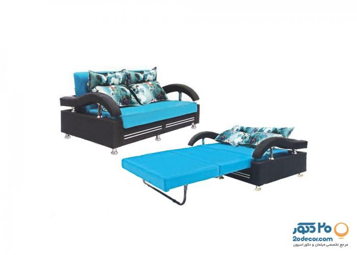 مبل تختخواب شو مدل آشیر